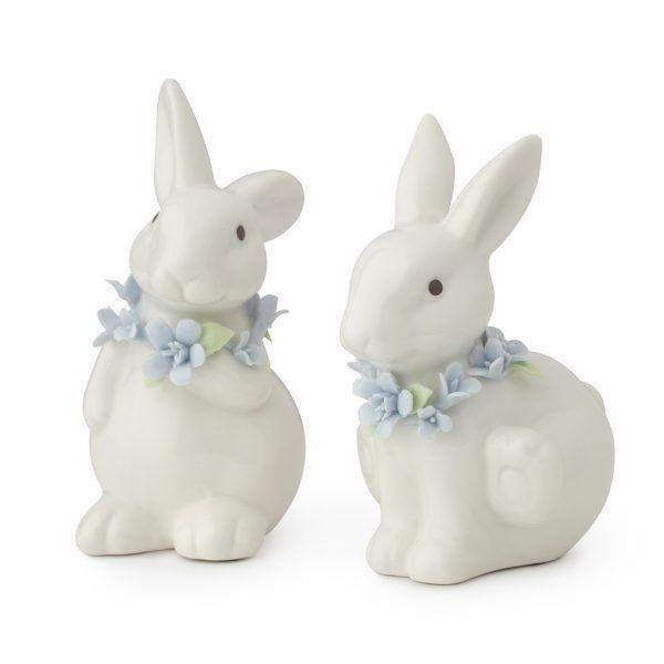 set 2 conigli