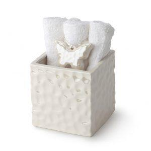 cubo bianco perlato