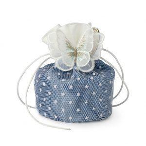 sacchetto blu