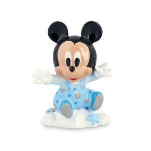 Mickey azzurro su nuvola h. 5