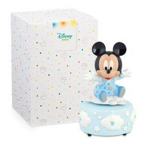 Carillon Mickey ø 8,5 h. 15 cm con scatola