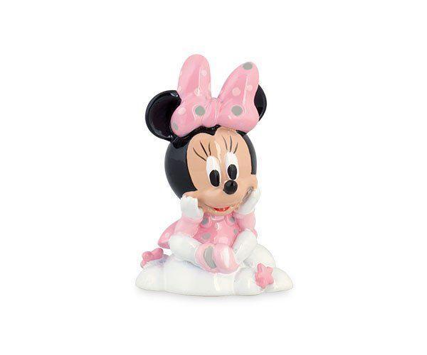 Minnie rosa su nuvola h. 5 cm