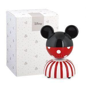 Carillon Mickey col. rosso/nero dim. 12 x 16 cm con scatola