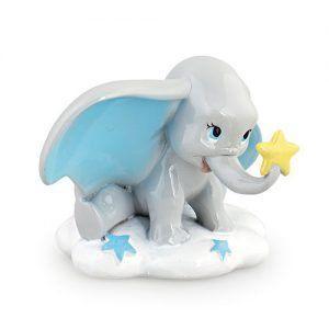 Personaggio col. azzurro Dumbo