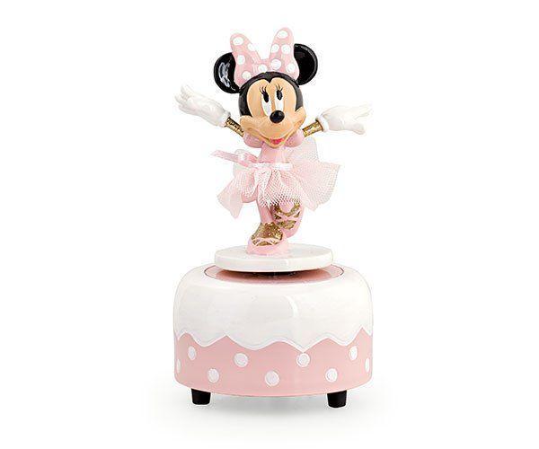 Carillon Minnie Ballerina con scatola